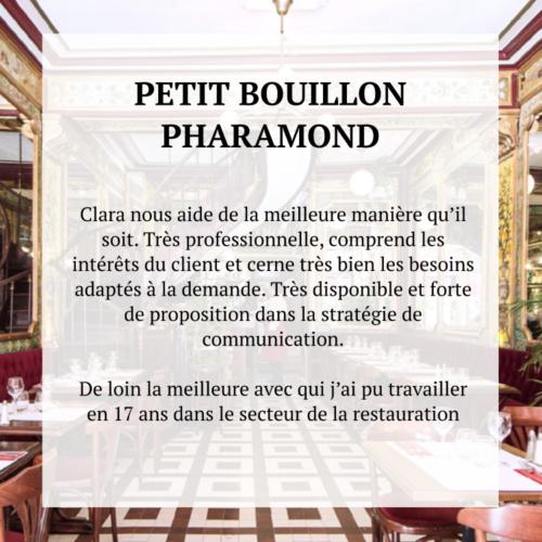 Bouillon Pharamond