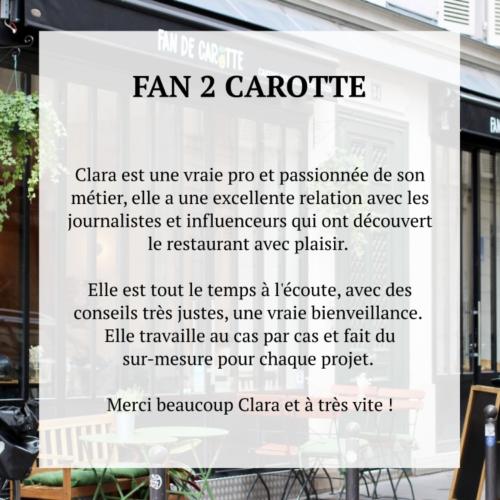 Fan 2 Carotte