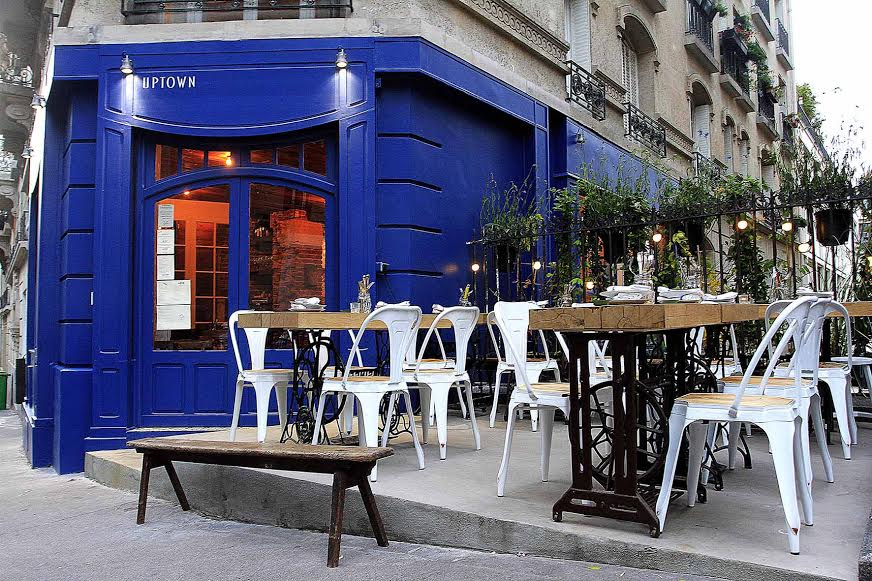 Uptown – Paris 18 & Joséphine – Paris 4