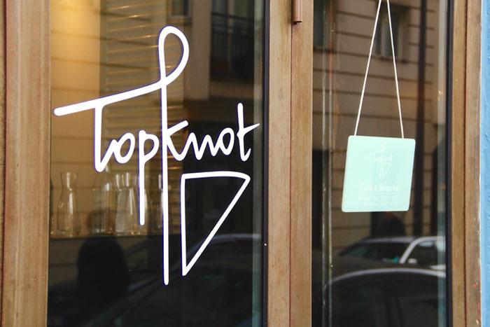 Topknot – Paris 19